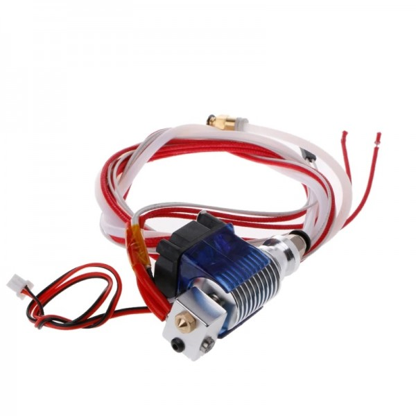 Hotends and Extruders