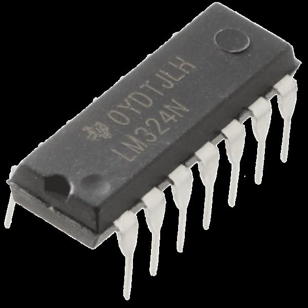 IC's en Microcontrollerchips