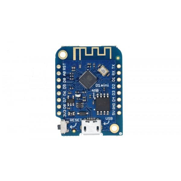 Microcontroller Boards met Wi-Fi