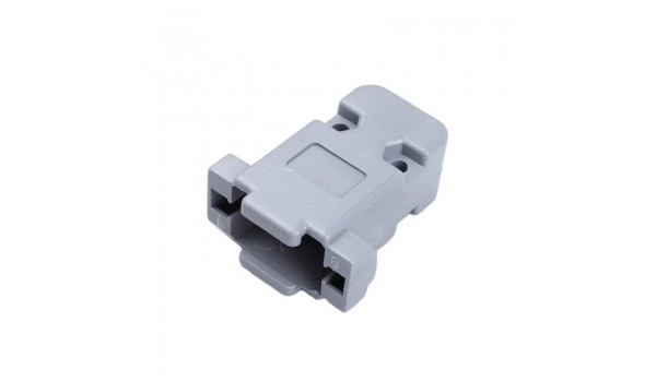 Behuizing voor DB9 RS232 Connector