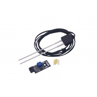 Soil Moisture Sensor Module with 1.2m Cable