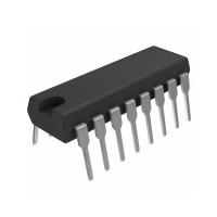 MCP3008 8-kanaals 10-bit ADC Chip - SPI - 16-pin DIP