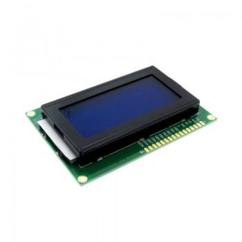 LCD Display 16*4 Karakters met Witte Tekst en Blauwe Backlight