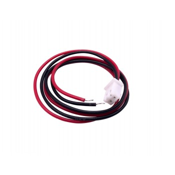 JST-XH 2p Compatible Female Connector met Kabel