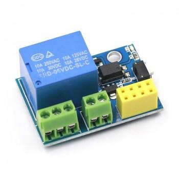 5V Relais Module voor ESP-01(S) - 1 Kanaal - Laag-actief