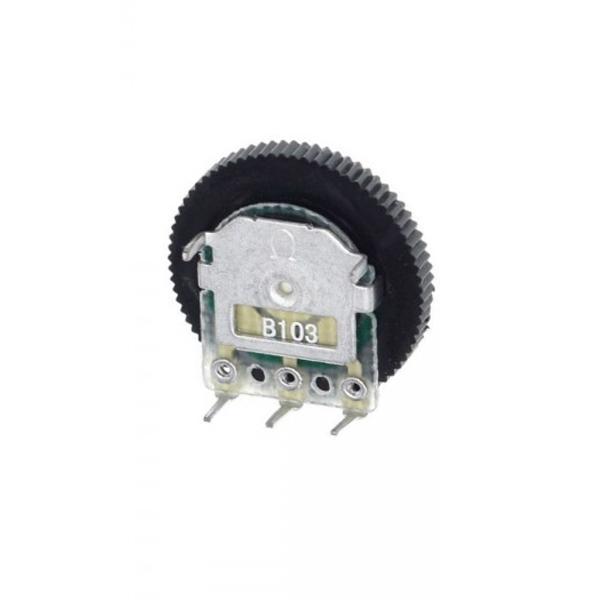 10kΩ Duimwiel Potmeter - 1 Kanaal - Lineair