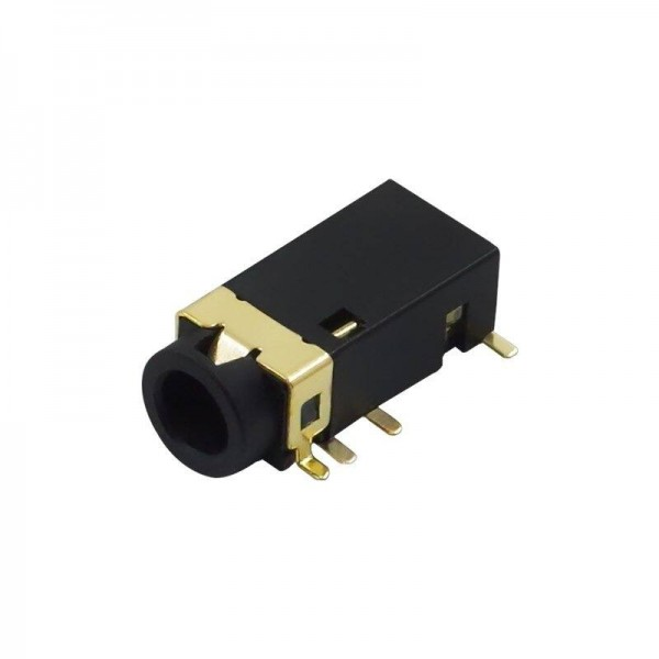 Audio Jack SMD - 3.5mm Female TRRS - PJ-342