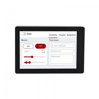 LilyGO LILY Pi ESP32 - met 3.5 inch IPS Capacitief Touchscreen