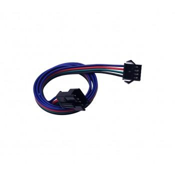 JST-SM 4p Compatible Verlengkabel - 50cm