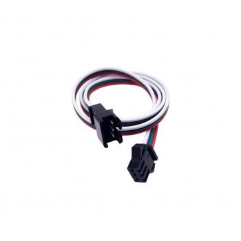 JST-SM 3p Compatible Verlengkabel - 50cm
