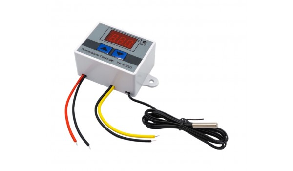 Digitale Thermostaat Module met Relais - 12V - XH-W3001