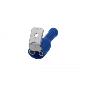 Vlaksteker Kabelschoen Male en Female - 1.5-2.5mm² - 6.3x0.8mm