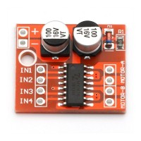 MX1508 DC-Motor Driver