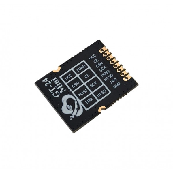 GT-24 Mini Wireless Module - NRF24L01+ with PA and LNA - SMD