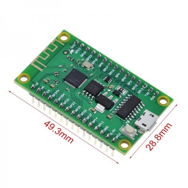 ESP32-D0WDQ6 Development Board - with Wi-Fi and Bluetooth