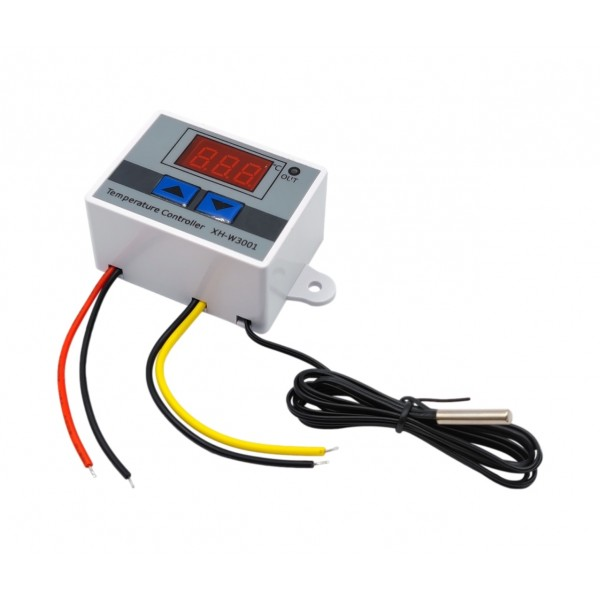 Digital Thermostat Module with Relay - 24V - XH-W3001