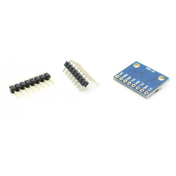 MPU-6050 Accelerometer en Gyroscope 3-Axis Module 3.3V-5V