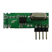 HopeRF RFM210LCF 433Mhz RF receiver