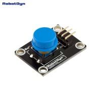 RobotDyn Drukknop module - Blauw