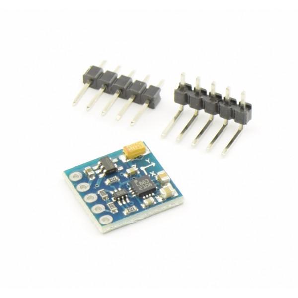 HMC5883L 3-Axis Kompas Magnetometer Sensor Module 3V-5V V2