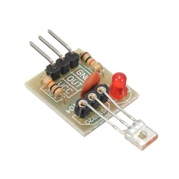 Red Laser Sensor Module