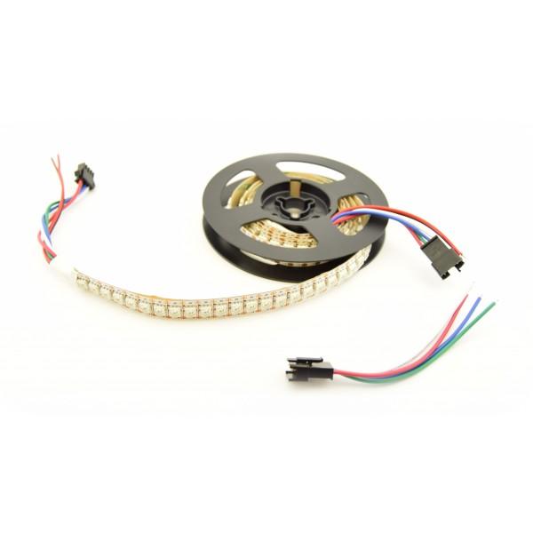 WS2813 Digitale 5050 RGB LED Strip - 144 LEDs 1m