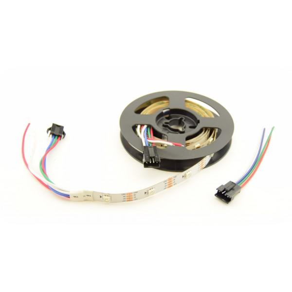 WS2813 Digitale 5050 RGB LED Strip - 30 LEDs 1m