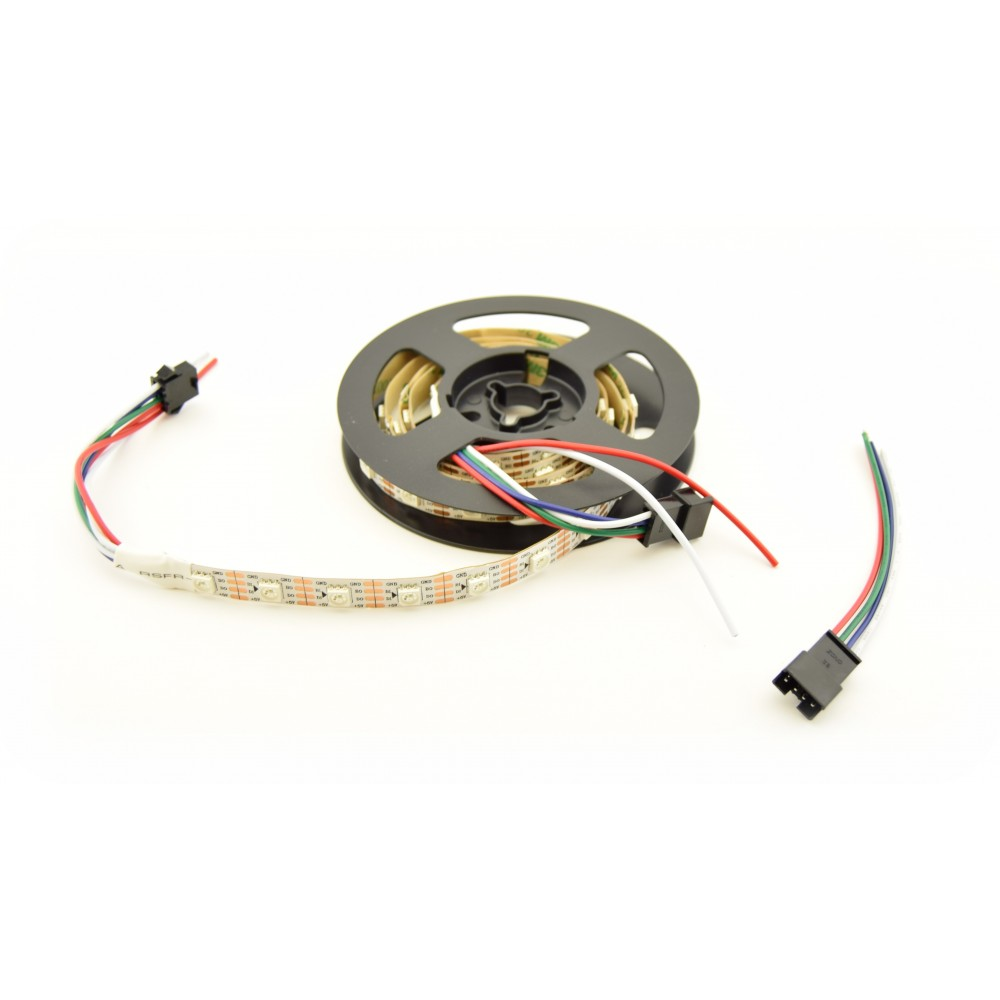 WS2813 Digitale 5050 RGB LED Strip - 60 LEDs 1m