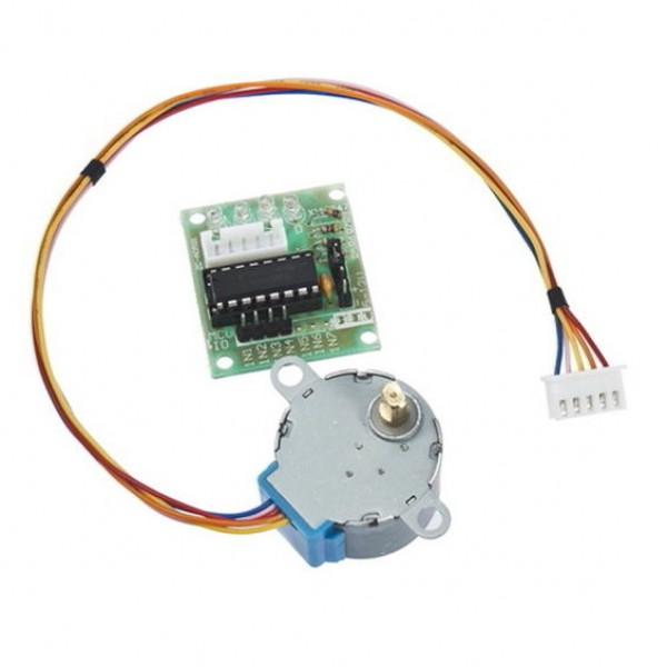 Steppermotor with ULN2003 Motor Controller