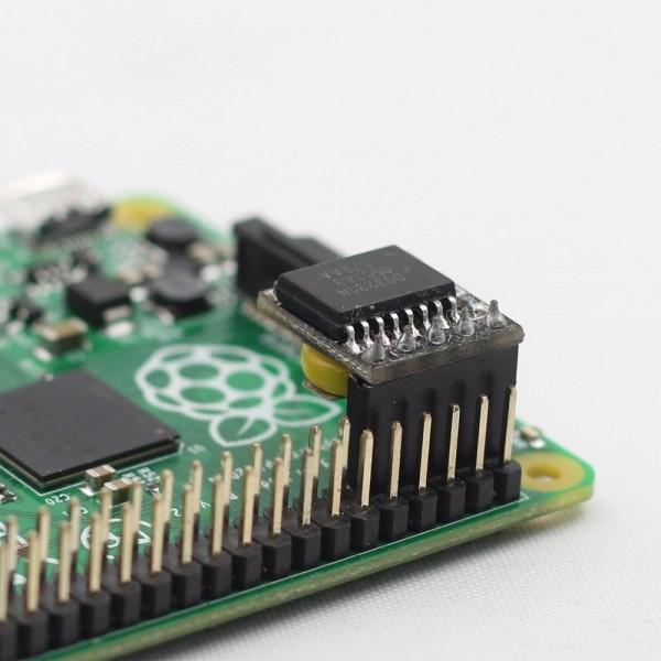 RTC DS3231 incl. Batterij - Voor Raspberry Pi
