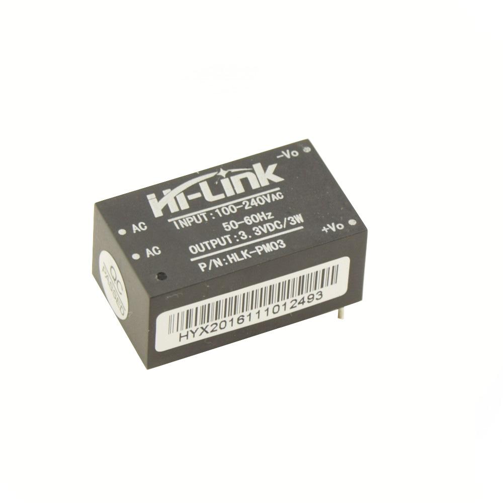 Hi-Link PCB Voeding - 3.3VDC 1A - HLK-PM03
