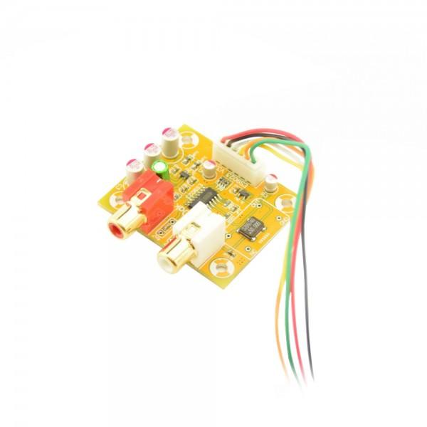 ES9023 DAC Audio Decoder I2S