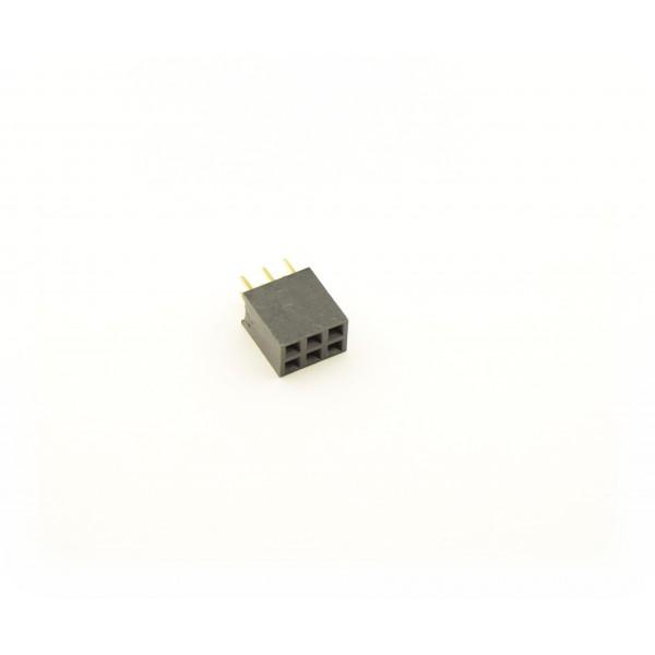 2x3 Pins header Female