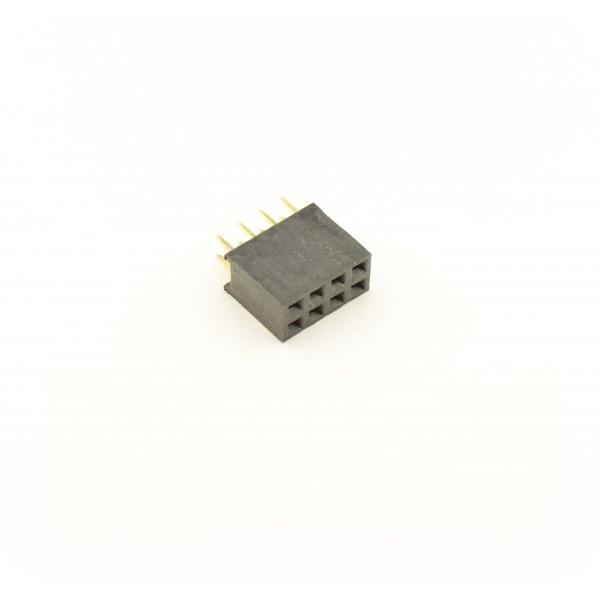 2x4 Pins header Female