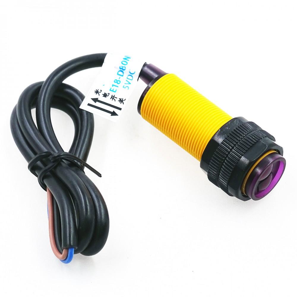 E18 D80nk Infrarood Reflectie Sensor E18 D80nk