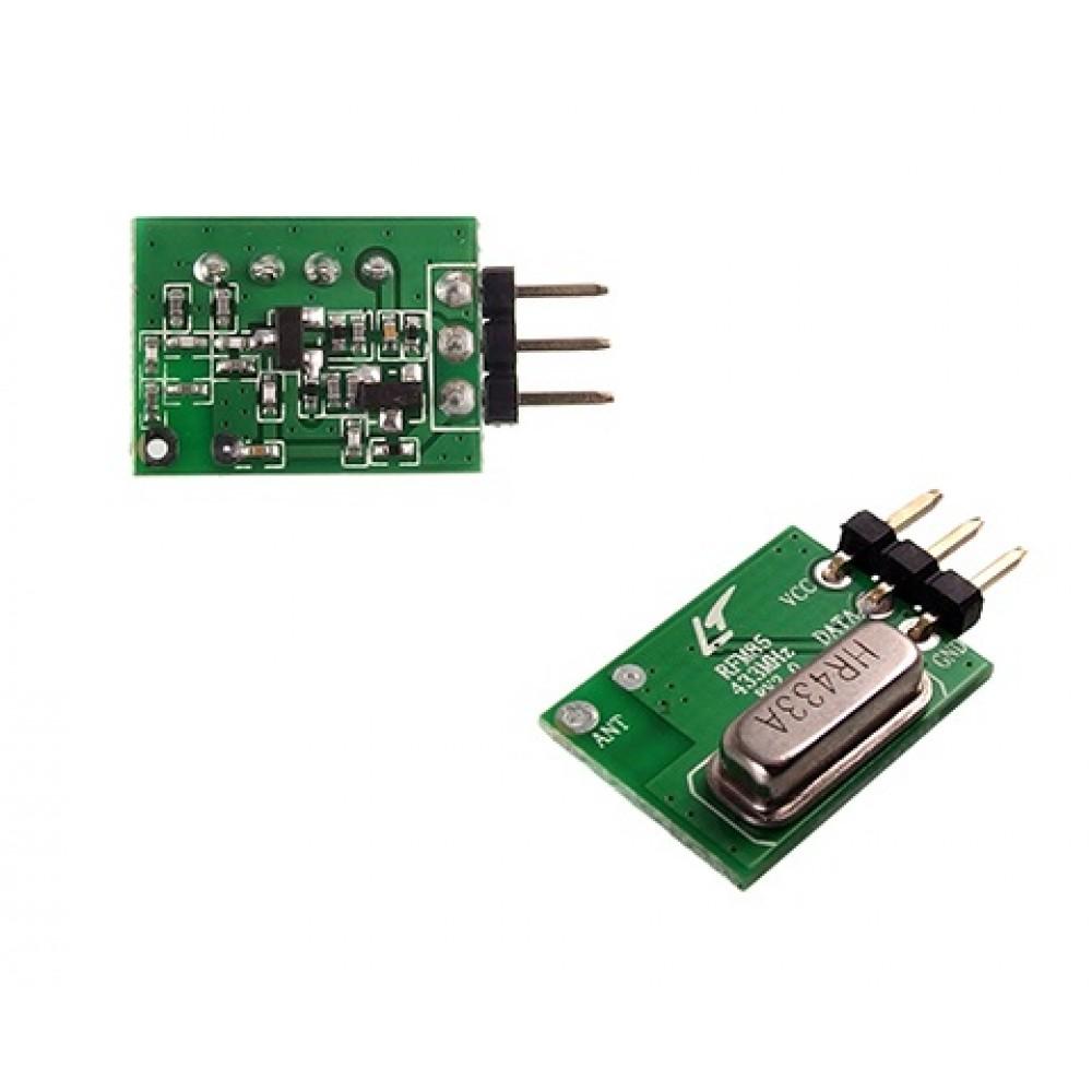 HopeRF RFM85W 433Mhz RF transmitter