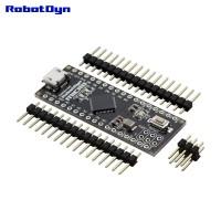 RobotDyn Micro - ATmega32U4 - Separate headers