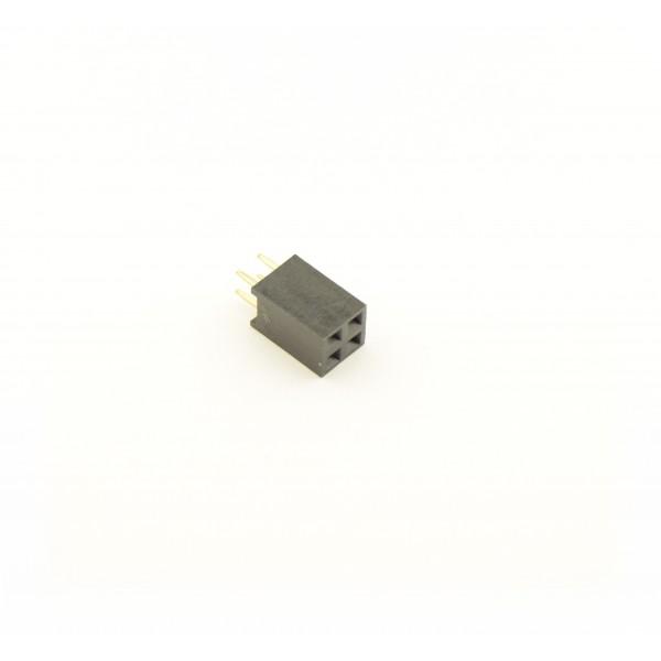 2x2 Pins header Female