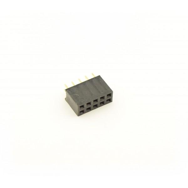2x5 Pins header Female