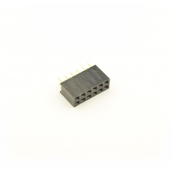 2x6 Pins header Female
