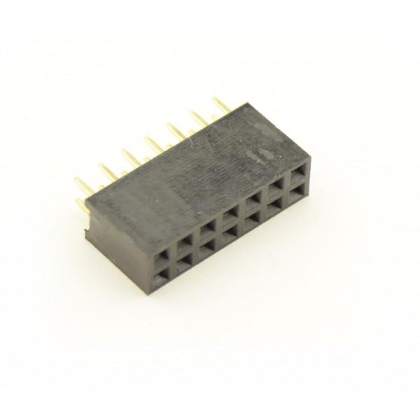 2x7 Pins header Female