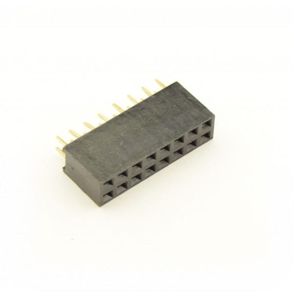2x8 Pins header Female