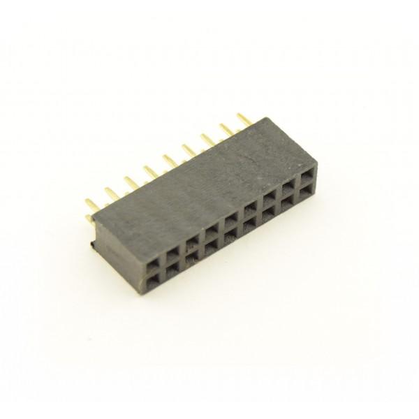2x9 Pins header Female