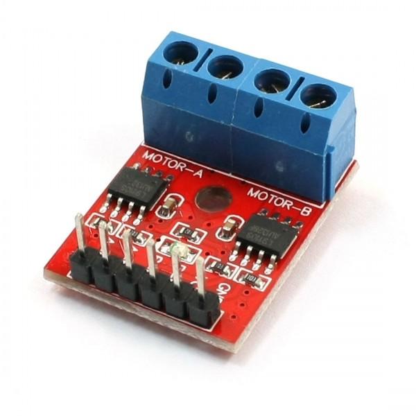 L9110S Bipolar Stepper motor and DC-motor controller