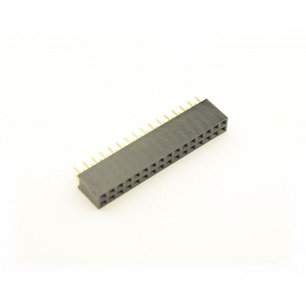2x16 Pins header Female