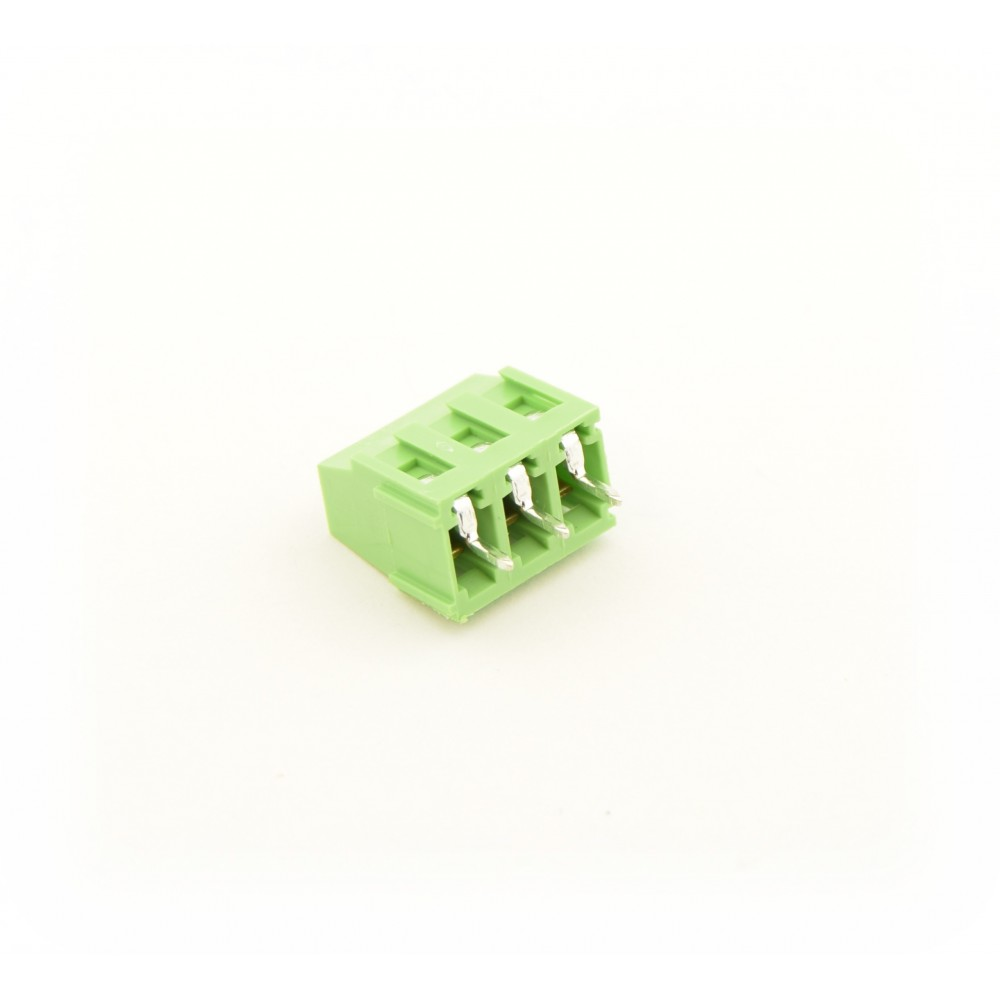 3 Pin Screw Terminal Block Connector 5 08mm Distance - 3PTERM
