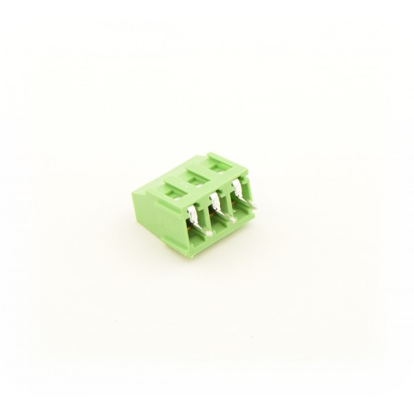 3 Pin Schroef Terminal Block Connector 5.08mm Afstand