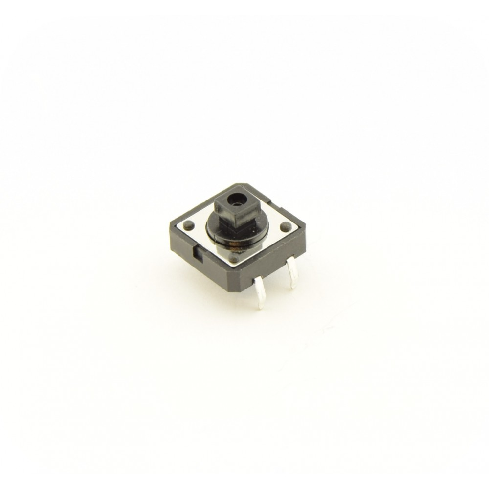 Tactile Pushbutton Switch Momentary 4pin 12*12*7.3mm
