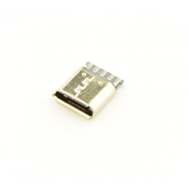 Micro USB Connector - Voor Draden