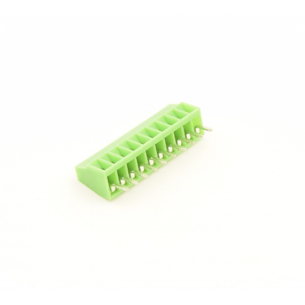 10 Pin Schroef Terminal Block Connector 2.54mm Afstand